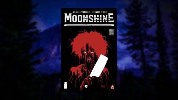 Moonshine - Brian Azzarello - Eduardo Risso - Mythos Editora - Canto do Gargula
