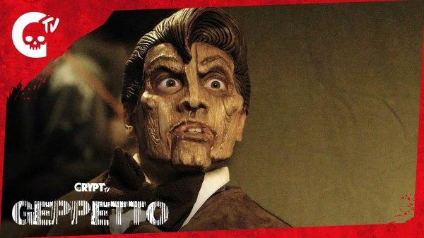 Geppetto - Crypt TV - Curta - Canto do Gargula