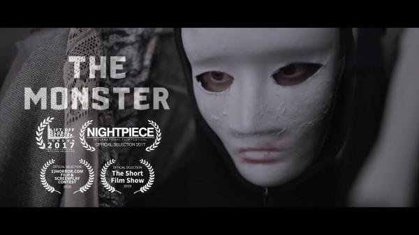 The Monster - Curta de Horror - Canto do Gargula