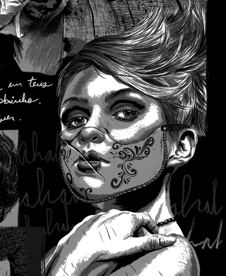 Cuca - Amaury Filho - Artista - Teatro do Pavor - Skript Editora - Canto do Gárgula