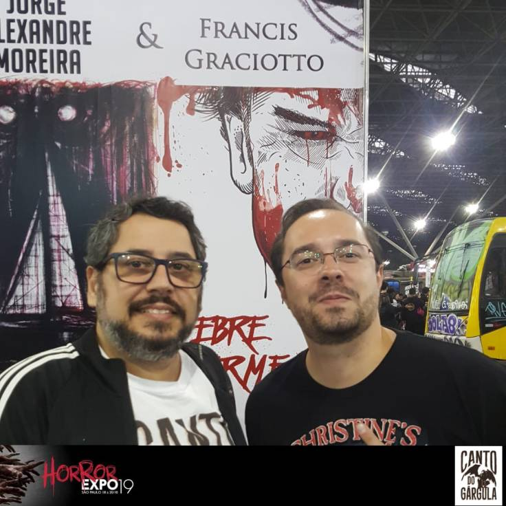 Horror Expo 2019 - Canto do Gárgula