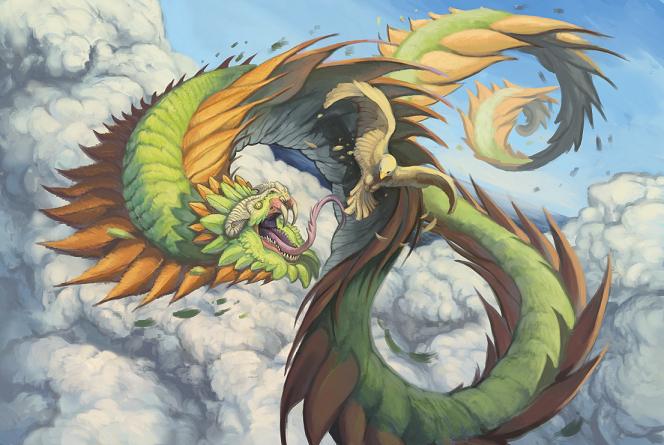 Quetzal - Marcel Budde - Artista - Canto do Gargula