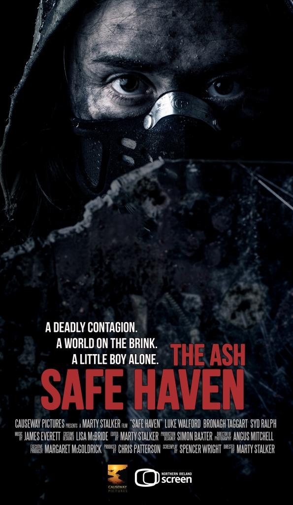 The Ash Safe Heaven - Alter - Curta Metragem - Canto do Gárgula