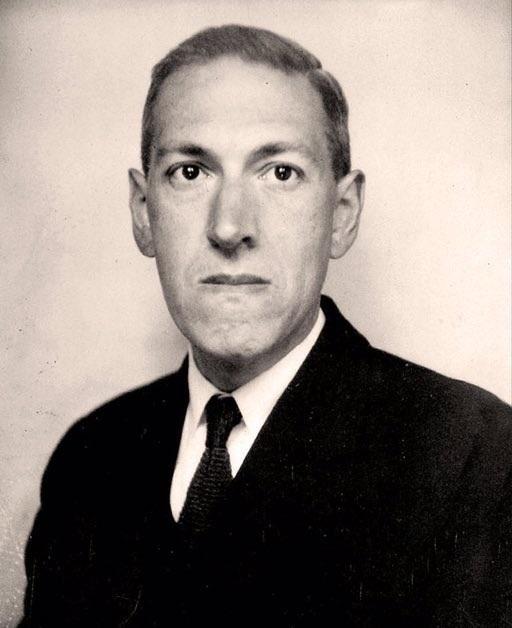 H.P. Lovecraft - Escritor - Canto do Gárgula