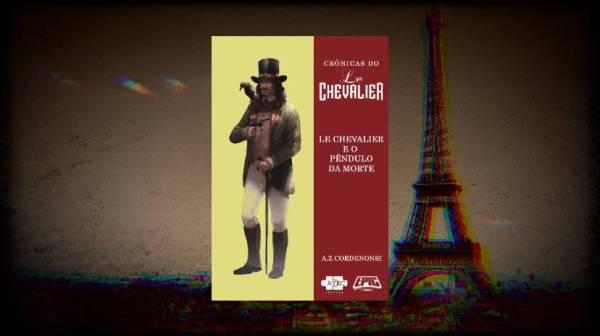 Le Chevalier - AZ Cordenonsi - AVEC Editora - Canto do Gárgula